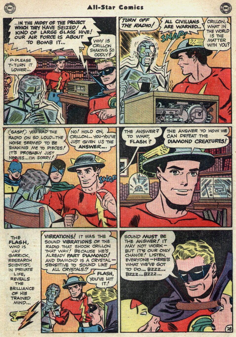 Read online All-Star Comics comic -  Issue #51 - 34