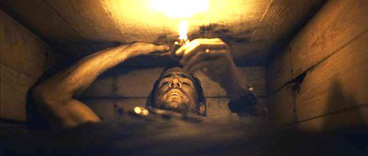 Ryan Reynolds In Buried 2010