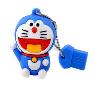 Gambar Flashdisk Doraemon Yang Unik Dan Lucu_200036
