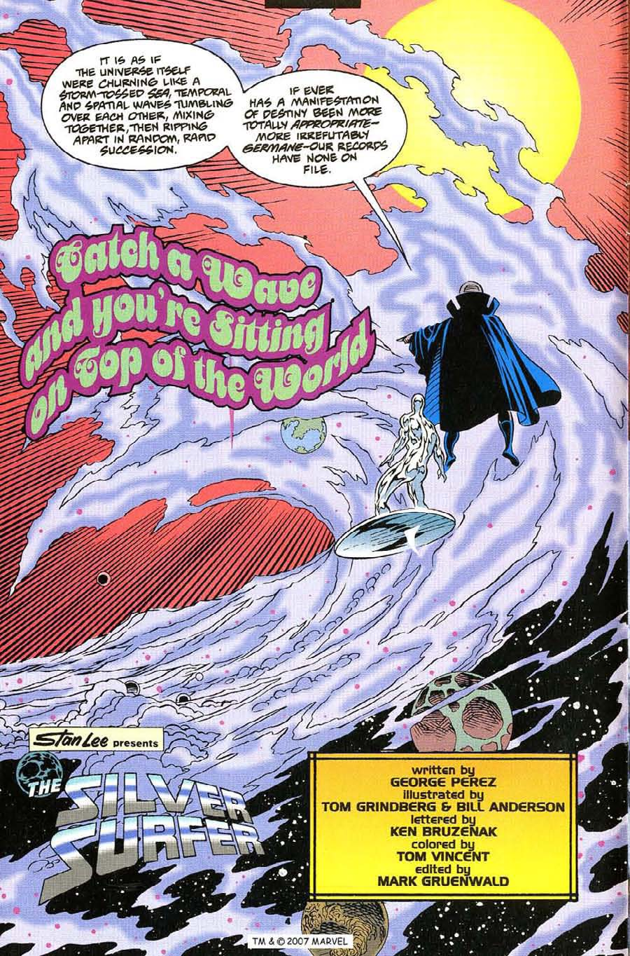 Silver Surfer (1987) Issue #112 #120 - English 6