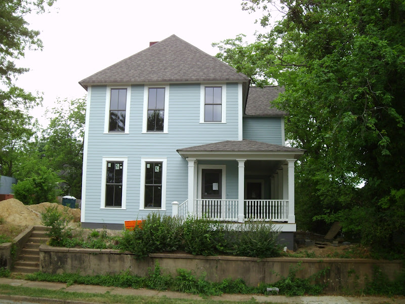 Back In Early May Our Painting Contractor Finished Up The Exterior And We Are So Pleased With Outcome