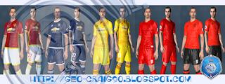 Kits Manchester United Season 2017-2018