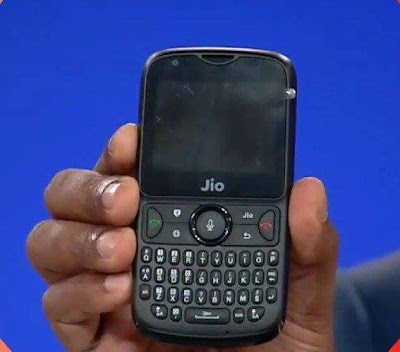 Jio Launched Jio Phone 2 With Qwerty Keyboard at Just Rs. 2,999