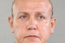 Tearful MAGAbomber Cesar Sayoc mouths 'I love you' to one of his sisters in packed courtroom in first appearance since his arrest as the former stripper's lawyer calls the five felony charges over mail bombs 'flimsy'