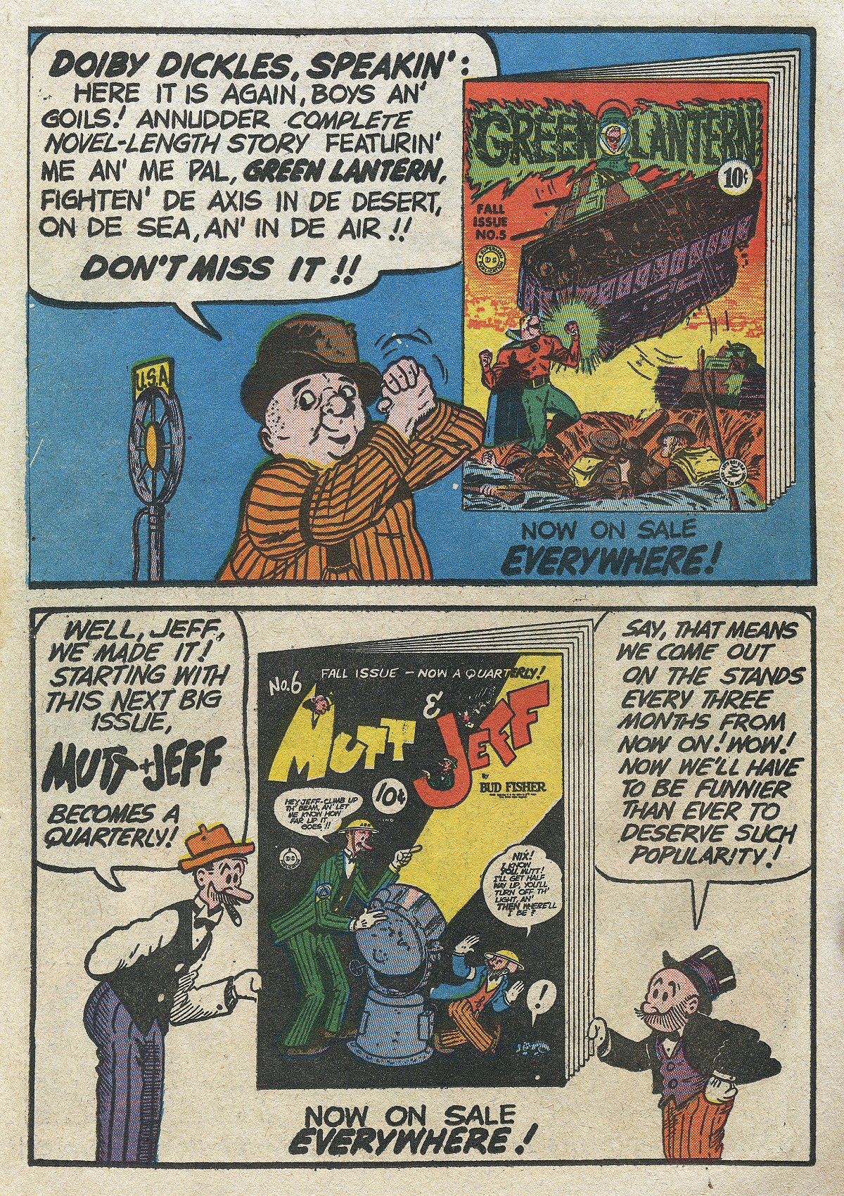 Read online All-Star Comics comic -  Issue #14 - 41