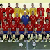 Spain share team photo as they prepare to defend European title