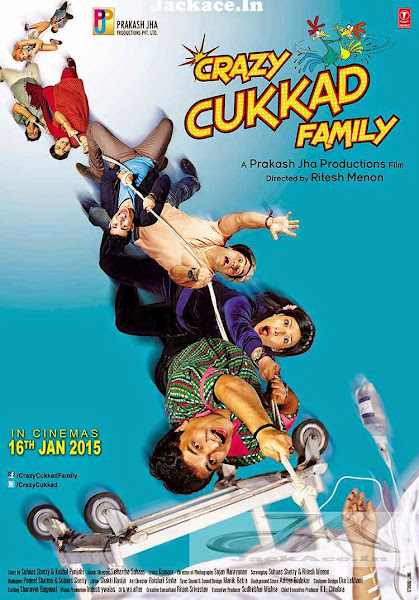 Crazy Cukkad Family (2015) Movie Poster