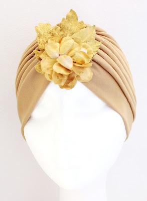 OI 1718 - Coleccion Oro 1 Turbante 2