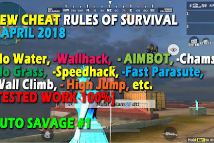 Cheat Rules of Survival Asparagin 4.0 Update 5 April 2018