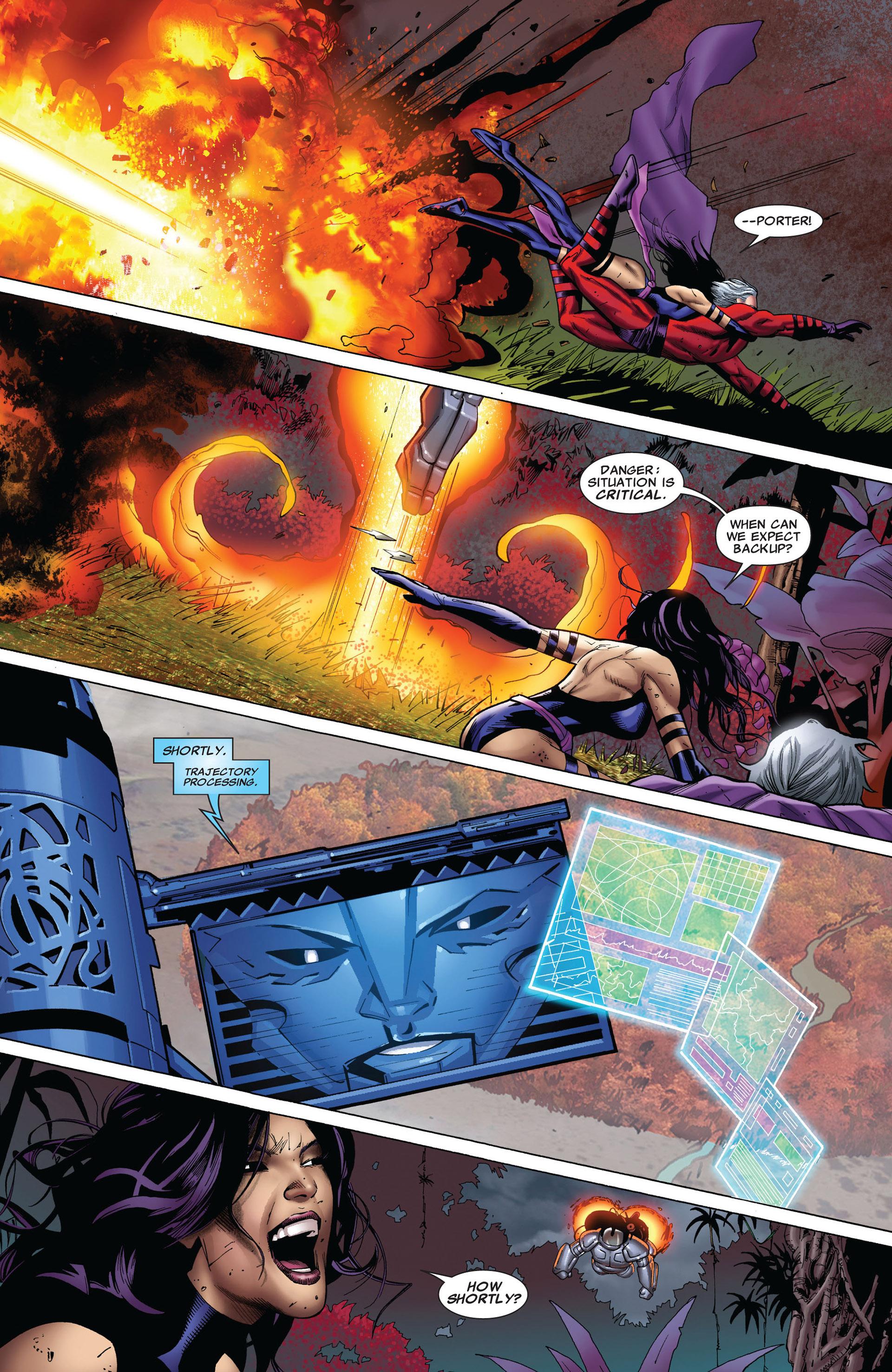 Read online Uncanny X-Men (2012) comic -  Issue #6 - 13