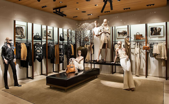 thiết kế shop thời trang nữ đẹp - mẫu số 13