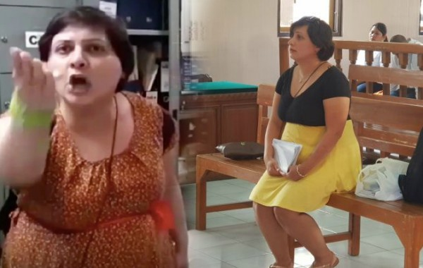 Video Wanita Ini Terima Padah Gara Gara Tampar Imigresen