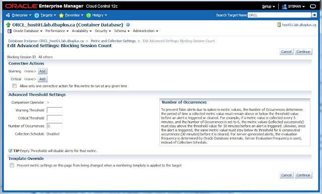 DBA Plus Workshop: Enterprise Manager