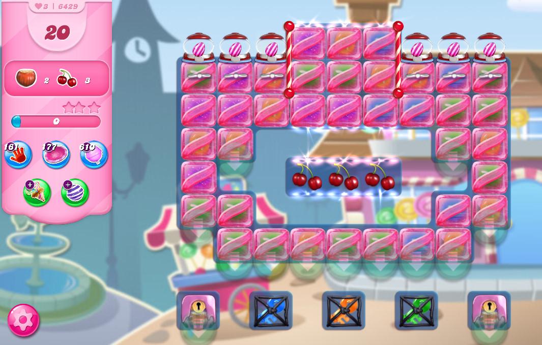 Candy Crush Saga level 6429