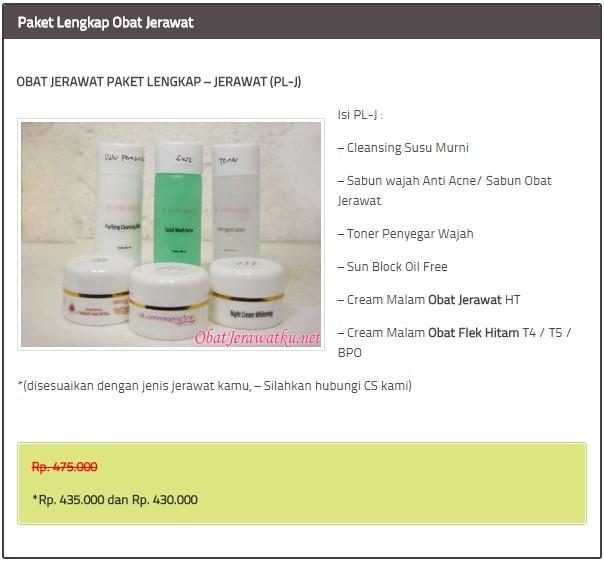 Produk Kecantikan Dr Ummiamizah Skin: Agar Bekas Jerawat