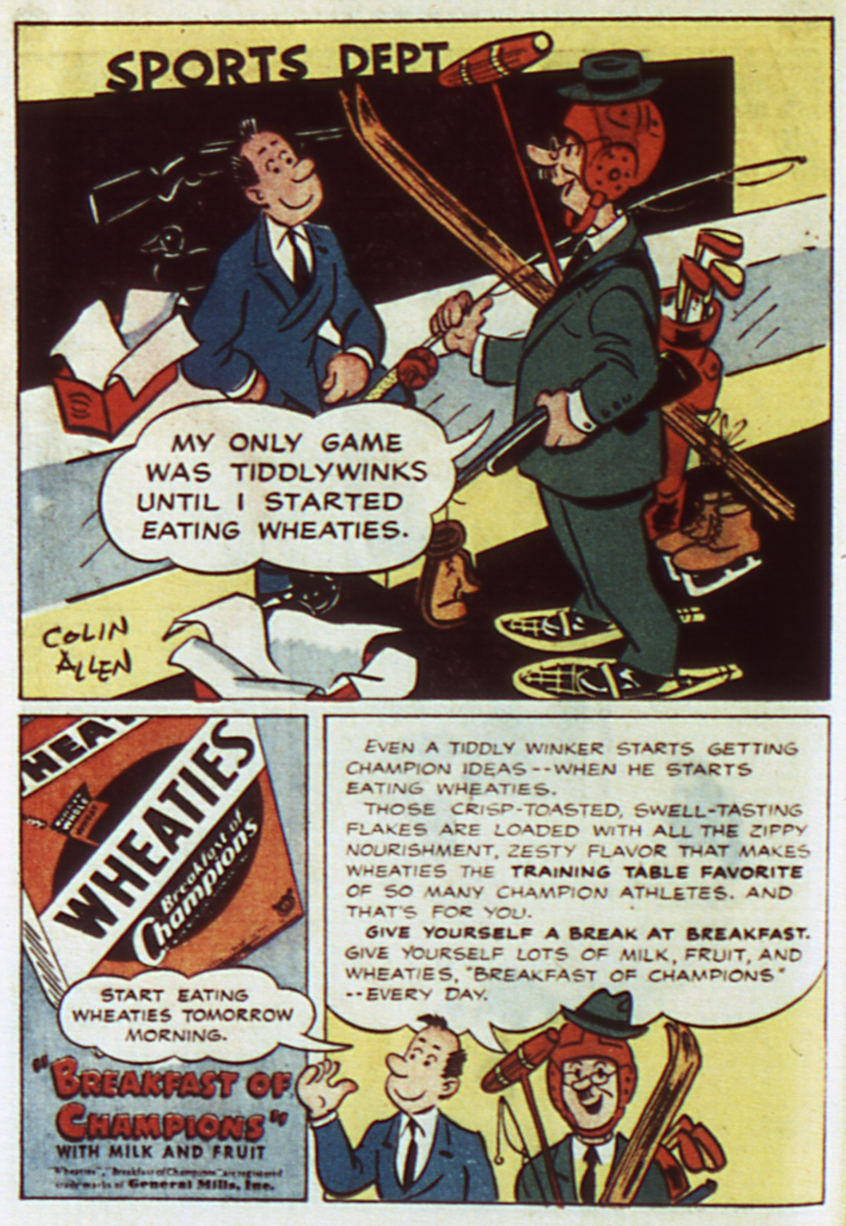 Read online Action Comics (1938) comic -  Issue #96 - 16
