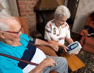 تكنولوجيا جديدة تساعد مرضي القلب ومرضى الرئة بالبقاء خارج المستشفى