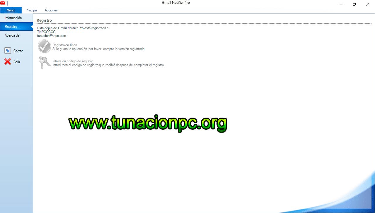 Gmail Notifier Pro Gratis