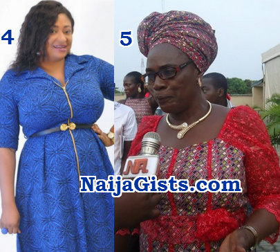 nigerian actresses musicians