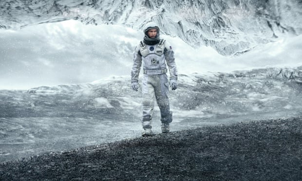 Interstellar … spiritual journey? Photograph: Sportsphoto/Allstar/Legendary Pictures