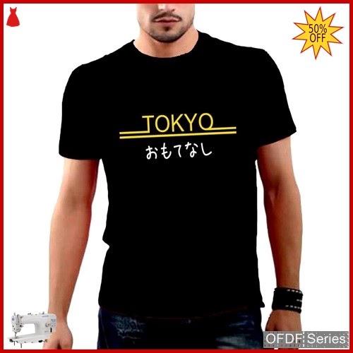 OFDF183 Kaos Pria Tokyo Modis BMGShop