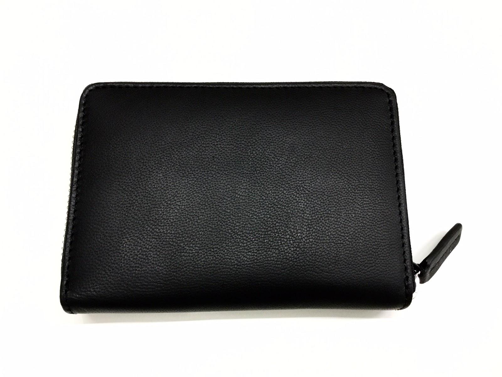 ZUCCa【ズッカ】ゴートレザーバッグ 財布◆eighty88eight 綾川・新居浜