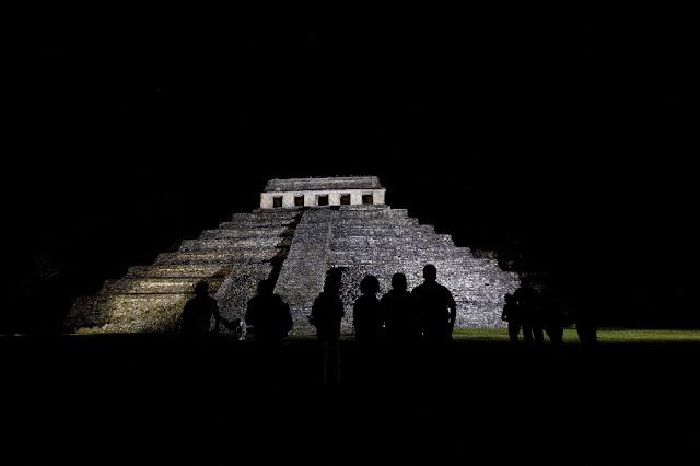 México Localizan acueductos bajo tumba de Pakal en Palenque