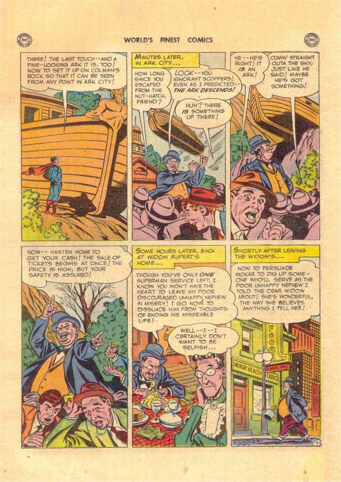 Read online World's Finest Comics comic -  Issue #52 - 9