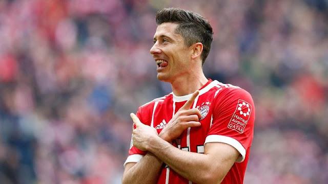 Lewandowski Ingin Pergi Bayern Munich Harus Membuka Pintu Untuknya