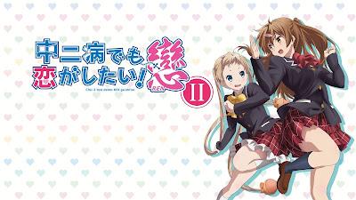 Download Chuunibyou demo Koi ga Shitai! Ren BD Vol 1-2 [Subtitle Indonesia]