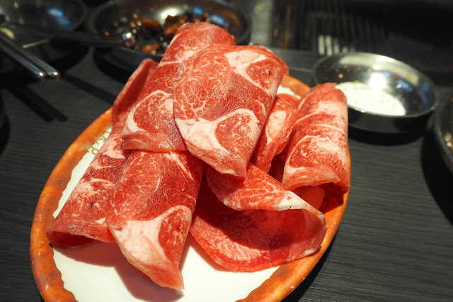 Sliced Ribeye Korean BBQ Meat