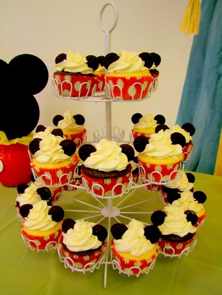 Mickey mouse decoraci n de fiestas infantiles fiestas - Decoracion para fiestas infantiles mickey mouse ...