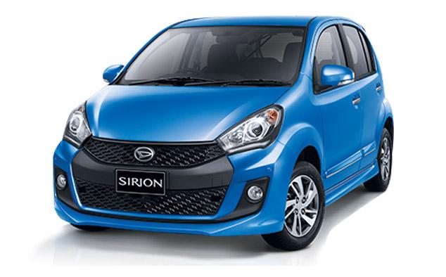 Daftar Harga Mobil Daihatsu Sirion Terbaru 2016