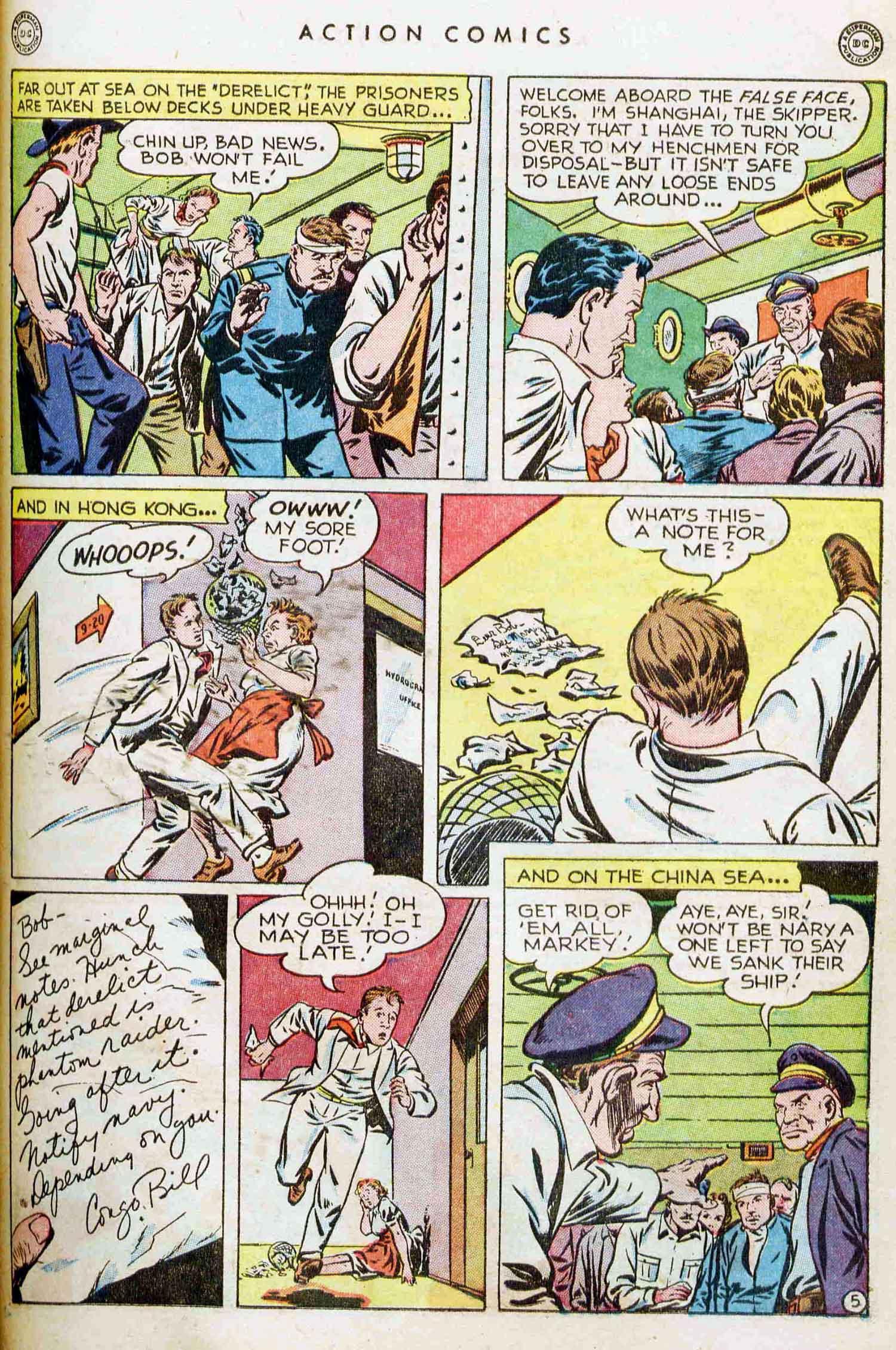 Action Comics (1938) 129 Page 19