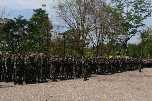 Kodam Turunkan Pasukan Elit Untuk Bebaskan 1.300 Warga Papua yang Disandra Kelompok Kriminal