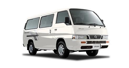Kia Philippines Price >> Nissan Urvan E24 (2013) - Couleurs/Colors
