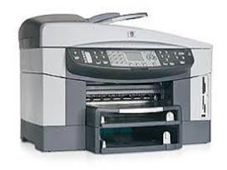Picture HP Officejet 7410 Printer