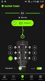 aplikasi belajar gitar untuk pemula