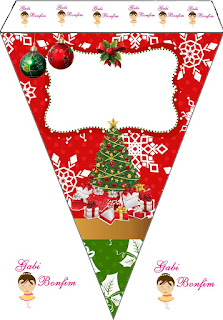 Navidad Divertida: Imprimibles para Fiesta para Descargar Gratis.