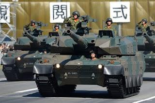 Wow Guna Hadapi China Dan Korut Kini Pemerintahan Jepang Tingkatkan Anggaran Belanja Pertahanan - Commando