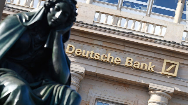 Θα είναι η Deutsche Bank η πρώτη γερμανική τράπεζα που θα χρεοκοπήσει φέτος;