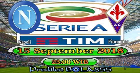 Prediksi Bola855 Napoli vs Fiorentina 15 September 2018