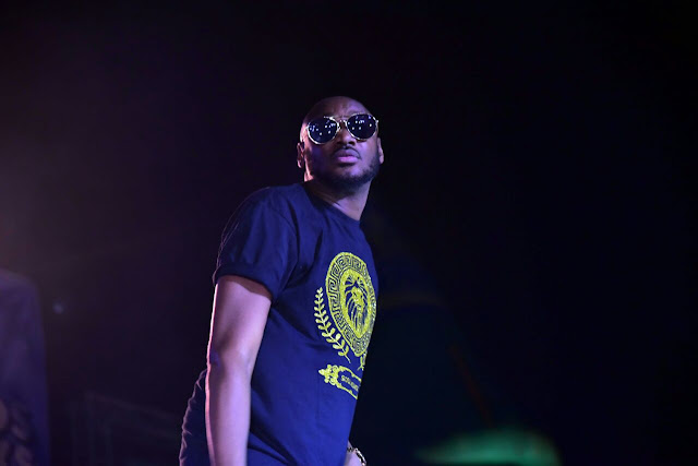 2Baba, Olamide , D'Banj, Tiwa , & Others Rock at the Star Music Threk 2016 in Lagos (Photo)