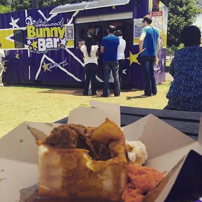 Hollywoodbets Bunny Chow - Durban - Curry - Kingsmead