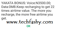 Glo Offer -Get 4.5GB Data With N3,500 To All Networks With N1,000