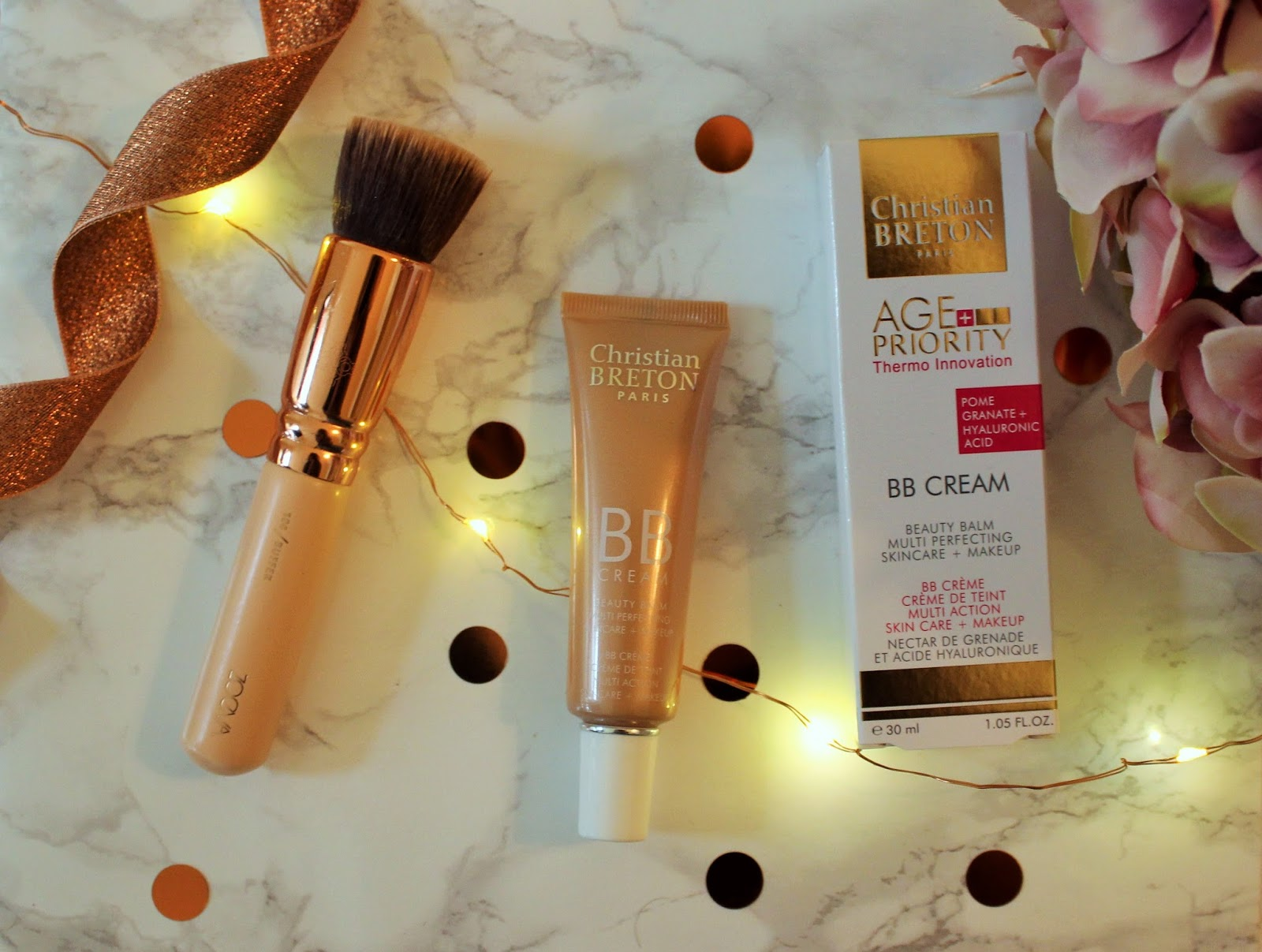 "Christian Breton BB Cream Review - The Perfect Base For ""No Makeup"" Makeup - 1"