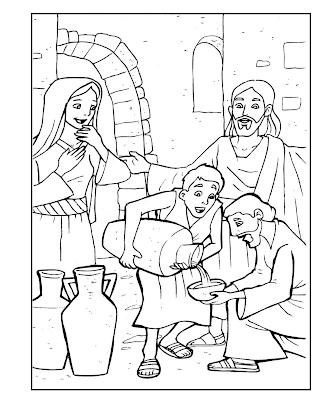 Il Vangelo per i ragazzi: Le nozze di Cana