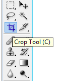 cropping tool