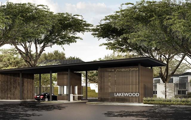 Cluster Baru BSD City Lakewood Navapark www.rumah-hook.com