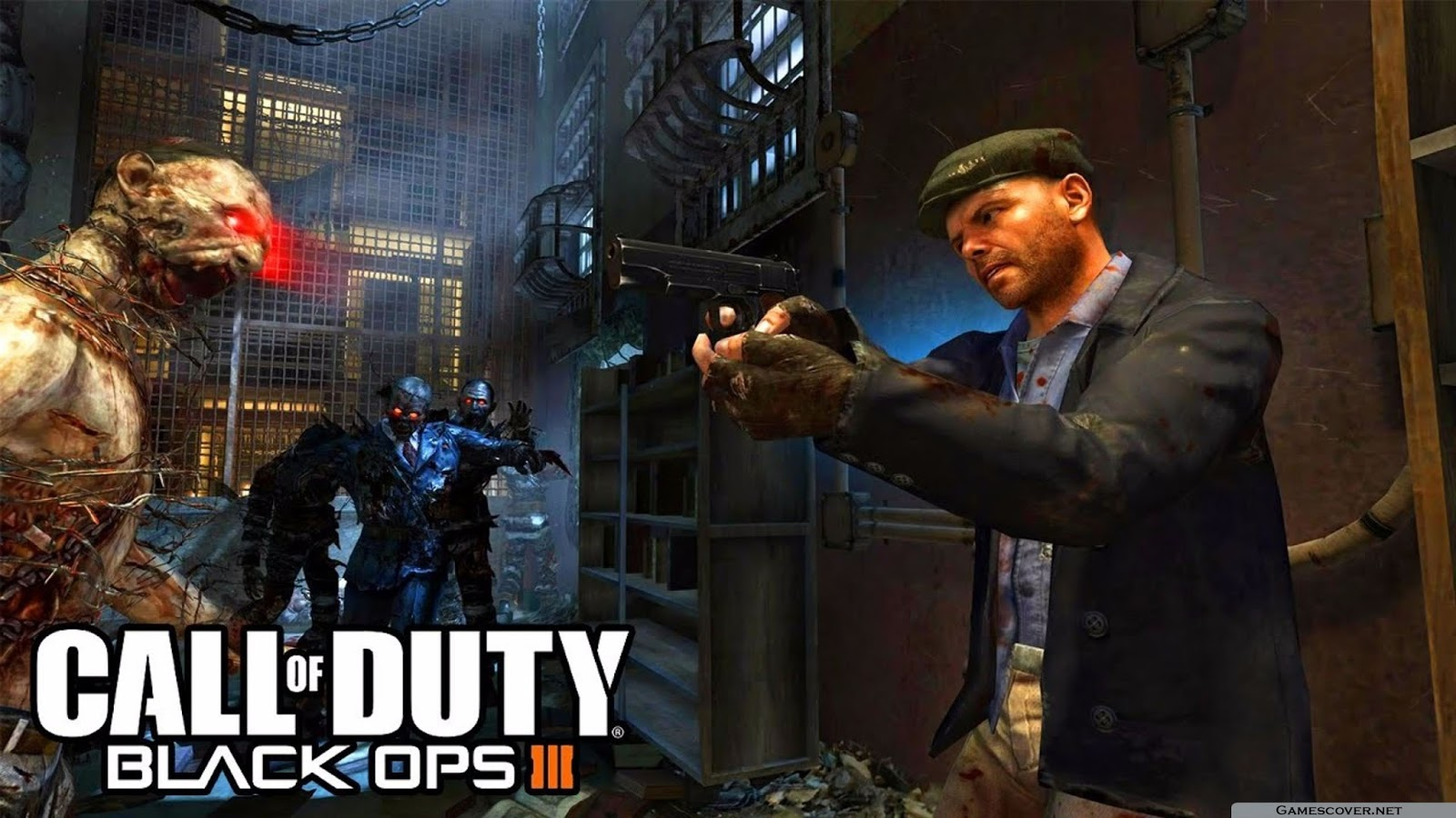 playstation 4 2016 call of duty black ops 3 wallpapers